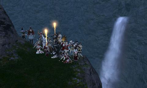グレイテール滝2