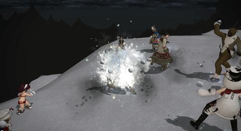 雪合戦?その2