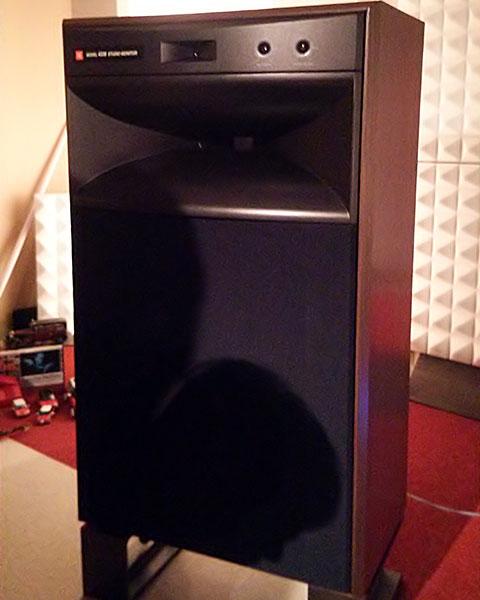 JBL スタジオモニター4338 …のはずw