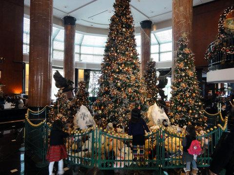クリスマスツリー♪ツリー♪ツリー♪