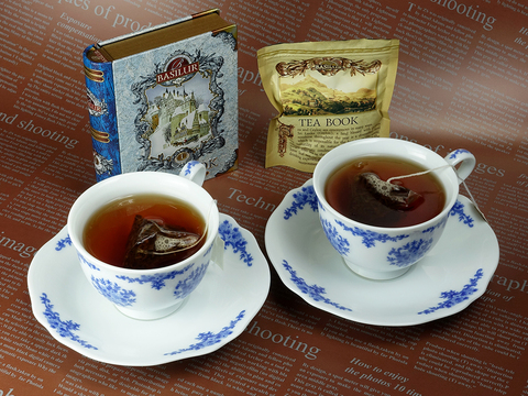 Miniature TEA BOOK vol.I