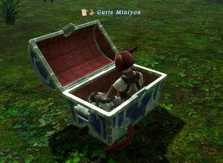 ぐーちゃん in the BOX