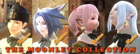 THE MOONLET COLLECTION