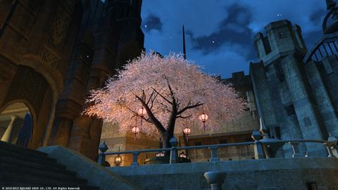 ウルダハの桜〜10