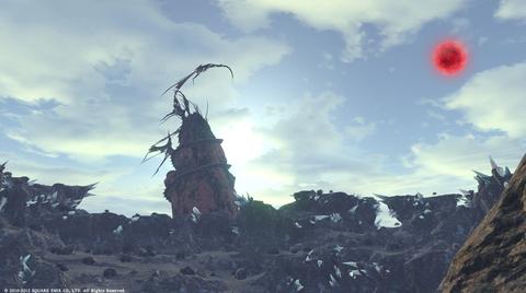 黙約の塔とダラガブ