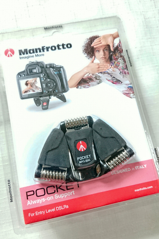 Manfrotto MP3-BK